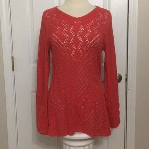 Coral sweater SzM